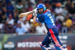 Global T20 Canada Yuvraj Shows Old Self With Crisp