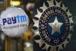 Bcci Ropes In Paytm As Title Sponsor Till