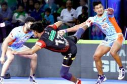 Pro Kabaddi 2019 Bengaluru Beats Bengal 43
