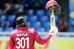 Chris Gayle Played Sizzling Knock In His Last Odi Match