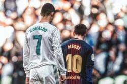 Messi Made Me Better Player Admits Cristiano Ronaldo