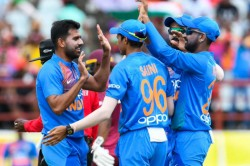Deepak Chahar Scripts Record After Stunning Spell Against West Indies