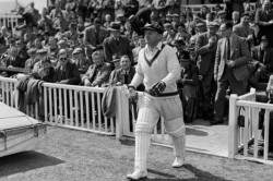 Watch Don Bradman Lead Australia Against England In 1948 Lords Test