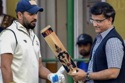 I Want To Become Team India Coach One Day Ganguly