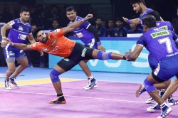 Pro Kabaddi 2019 Vikas Shines In Steelers Win Over U Mumba