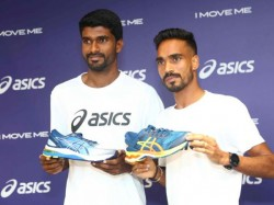 T Gopi Jinson Johnson Join Glittering Bandwagon Of Asics India