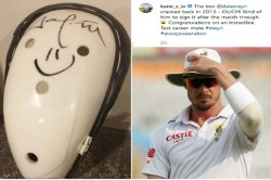 Williamson Has The Quirkiest Retirement Message For Dale Steyn