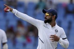India Vs West Indies Virat Kohli Surpasses Ganguly Equals Dhoni