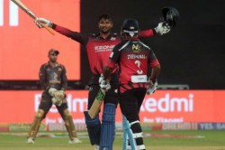 Kpl 2019 Gowtham Slams Fastest Ton Takes 8 15 In Record Breaking T20 Match