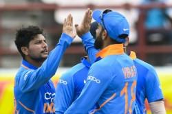 India Vs West Indies 3rd Odi Kuldeep Yadav 4 Wickets Away From Massive Record