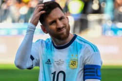 Lionel Messi Handed Three Month Suspension From Argentina Team
