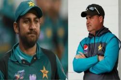 Coach Mickey Arthur Recommends To Sack Sarfaraz Ahmed Form Pak Captaincy