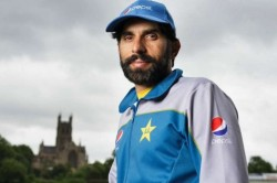 Dual Role Of Coach And Chief Selector On Cards For Misbah Ul Haq