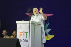 Narendra Modi Launches Fit India Movement