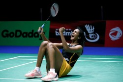Pv Sindhu Storms Into Third Successive Finals At Bwf World Championships