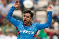 Rashid Khan To Captain Afghanistan In Bangladesh Tour
