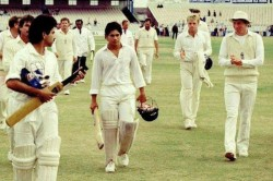 On This Dayr When Sachin Tendulkar Hit His First Test Century