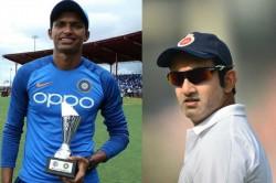 Gambhir Slams Bedi Chauhan After Saini S Dream India Debut