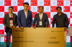 Sourav Ganguly Announced Felicitated My11circle Beat The Expert Winners