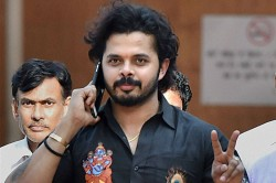 Spot Fixing Ban Against Sreesanth Reduced To 7 Years
