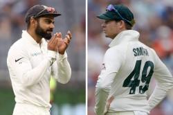Test Rankings Steve Smith Closes Gap On Virat Kohli