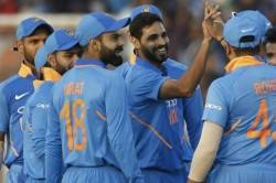 India S Predicted Xi For First T20i Against West Indies