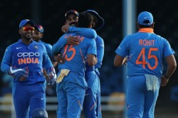India Vs West Indies India S Probable Xi For Third And Final Odi