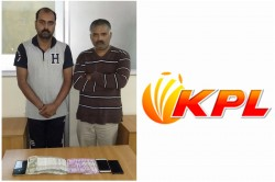 Kpl Betting Bengaluru Highground Police Arrests Two Person