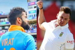 True Champion Of The Game Virat Kohli Posts Heartfelt Message For Dale Steyn