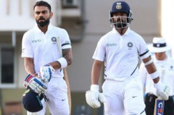 Virat Kohli Ajinkya Rahane Break Sachin Tendulkar Sourav Gangulys Partnership Record