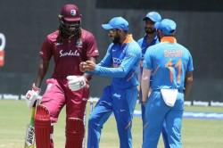 India Vs West Indies Virat Kohli Shows Off Several Dance Moves In Gayana