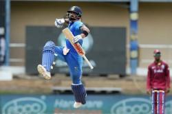Kohli Goes Past Captain Lara S Record In Wi