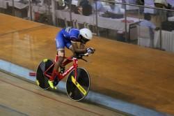 Venkappa Kengalagutti Won Gold Medal In Asia Cycling Championship