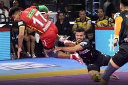 Pro Kabaddi 2019 Bengaluru Beats Telugu 40