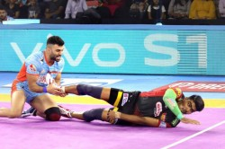 Pro Kabaddi 2019 Bengal Warriors Beat Bengaluru Bulls By 42