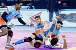 Pro Kabaddi 2019 Bengal Warriors Beat Puneri Paltan