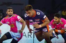 Pro Kabaddi Maninder Stars As Bengal Warriors Beat Jaipur Pink Panthers