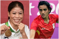 Mary Kom Pv Sindhu Among 9 Women Recommended For Padma Awards