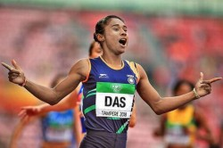 Hima Named In Relay Team In 25 Member World Championships Squad