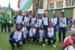 Organ Transplant Athletes Make India Proud At World Transplant Games