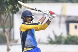 Vijay Hazare Trophy Group A Karnataka Beat Jharkhand By 12 Runs