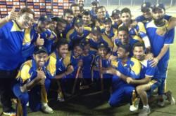 Vijay Hazare Trophy Karnataka To Face Hyderabad In The Opener