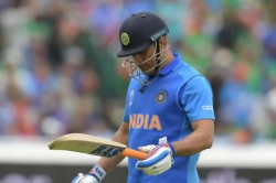 Ms Dhoni To Remain Unavailable For Bangladesh T20is