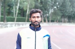 International Level Athlete Nagaraja E Needs Support