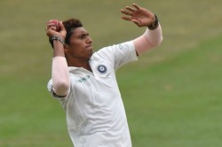Vijay Hazare Trophy Navdeep Saini Takes Four