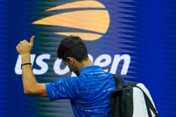 Injured Novak Djokovic Out Of Us Open After Retiring During Forth Round Match