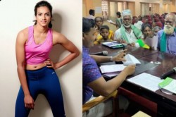 Elderly Man Files Petition Seeking To Marry Pv Sindhu