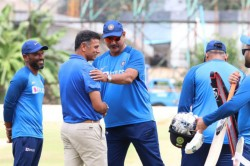 Rahul Dravid And Ravi Shastri Photo Trolled