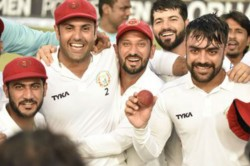 Rashid Khan Creates Unique Test Record In Afghanistan S Historic Win Over Bangladesh