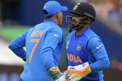 Rishabh Pant Speaks About Comparisons With Ms Dhoni